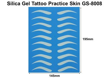 China Odorless Silicone Tattoo Practice Skin Safe Use Practice Permanent Makeup factory